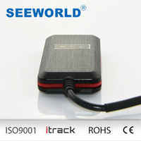 vehicle gps tracking device S116 waterproof and low cost easy install for cars trucks motorcycle Guangzhou supplier