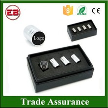 Car Accesories High Quality tire valve caps with logo,modified valve mouth with Many Logos