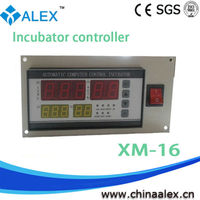 Hot sale!!! chicken egg poultry farm machinery of egg incubator controller XM-16