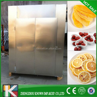 industrial vegetable tray dehydrator/seaweed drying machine/coconut meat drying machine