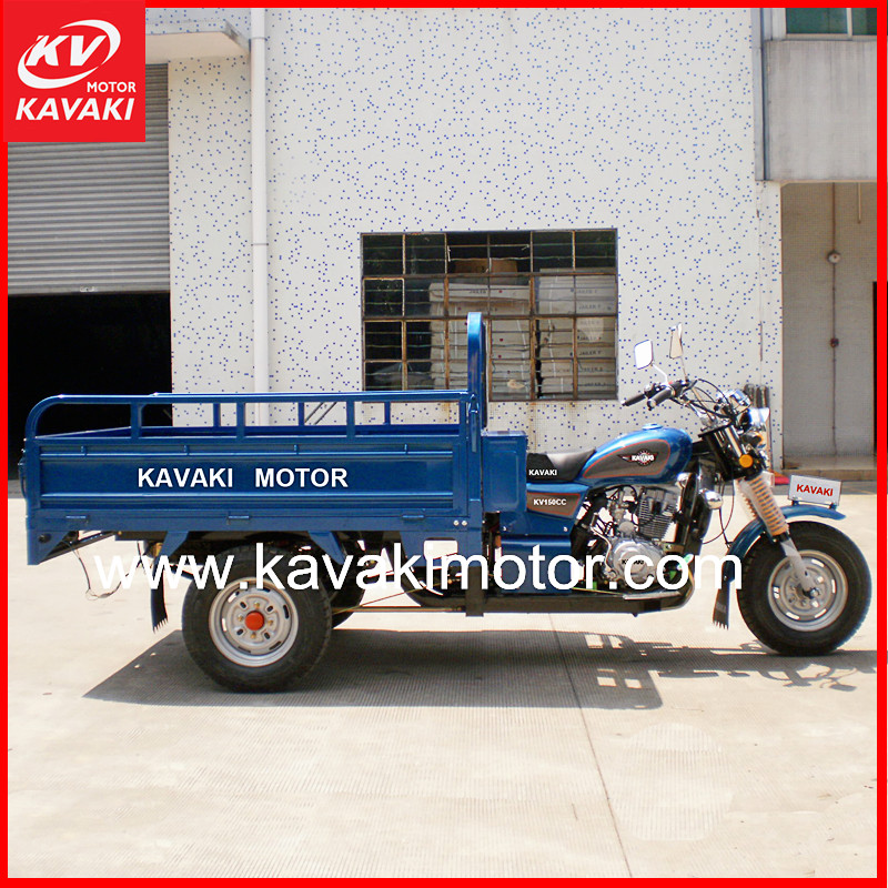 Motorized cargo 3 wheel trike 150cc motor scooter motorcycle 250cc packing CKD for sale