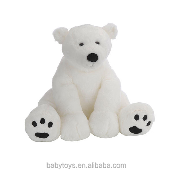 OEM factory custom stuffed mini plush polar bear
