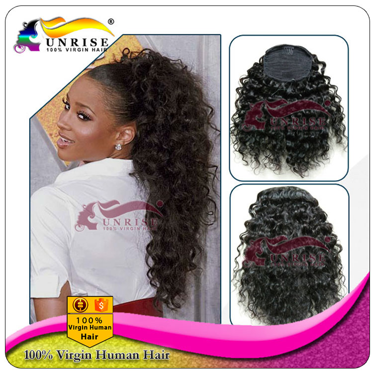 Wholesale Human Remy Hair Ponytail Online Buy Best Human Remy Hair