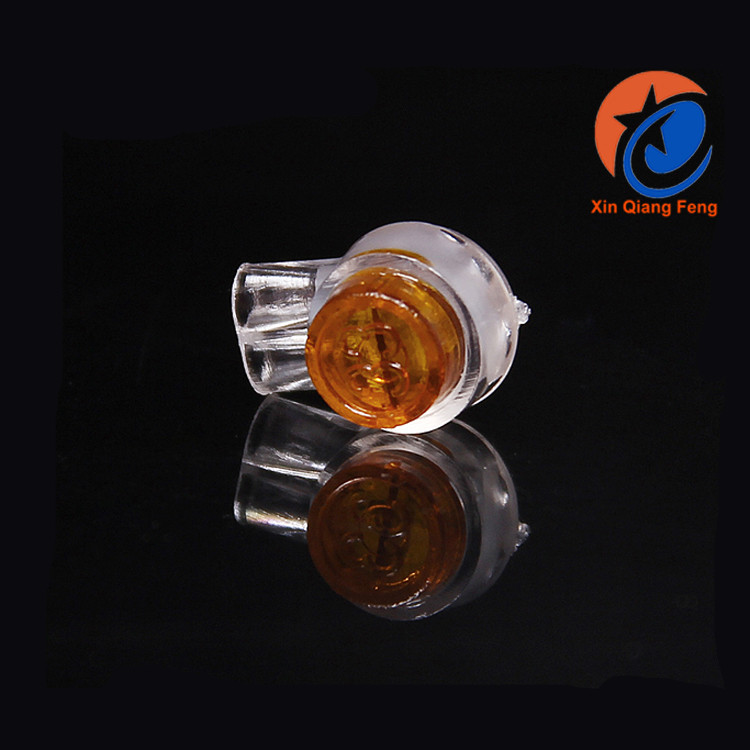 High quality orange plastic K1 Single blade cable connector wiring connector accessory wire terminal