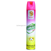 Household effective aerosol insecticide manufacturer