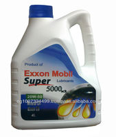 Exxonmobil Super 5000 gasoline engine oil