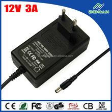DC 12V Power Supply 12V 3A Power Adapter For Cisco Phone