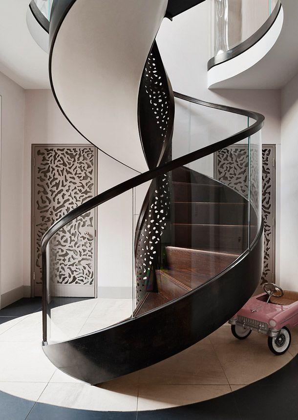 Interior Glass Steps Modern Safety Precast Staircase Buy Precast