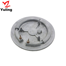 cast aluminum heating plate for rice cooker