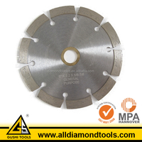 5'' General Purpose Diamond Angle Grinder Concrete Saw Blade
