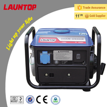 classical color noiseless generator portable petrol power generator 850w