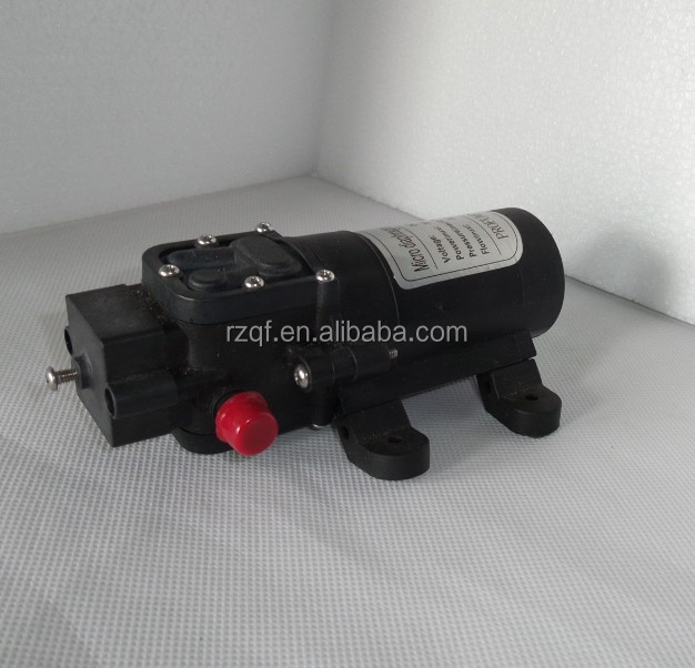 12V 24V Self Priming High Pressure Mini Automatic Pressure Switch 12v dc mini water pump