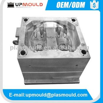 calculator casing injection plastic mould china basket mold maker
