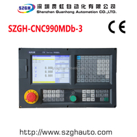 mini 3 axis CNC milling machine control system