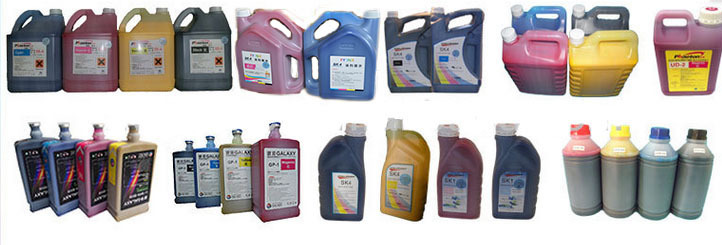 Galaxy dx5 eco solvent ink/eco-solvent ink for Dx5/Dx4/DX7 printer head