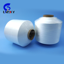 S or Z Twist Yarn Hank Good Quality 100 pct Polyester Spun Yarn