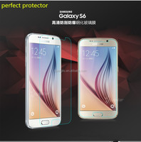 Factory price new arrive mobile phone protector full screen protector for Samsung S6 edge