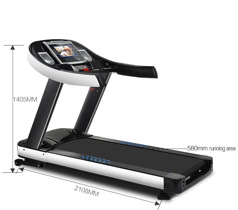 Factory wholesale low noise medical treadmill