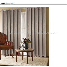 CHUANGHUI NEW ARRIVAL Royal Velvet PLAZA GROMMET BLACKOUT Panel for window curtain