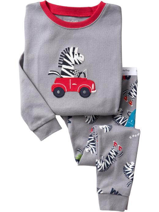 animal kids pajama clothing sets sale