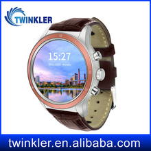 SmartWatch Android 5.1 Heart Rate Monitor Pedometer 3G GPS WiFi Bluetooth 4.0 Phone Smart Watch