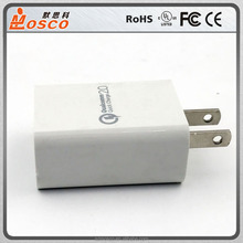 IC solution QC2.0 QC3.0 quick charger fast speed USB 5V 2.4A output shenzhen factory