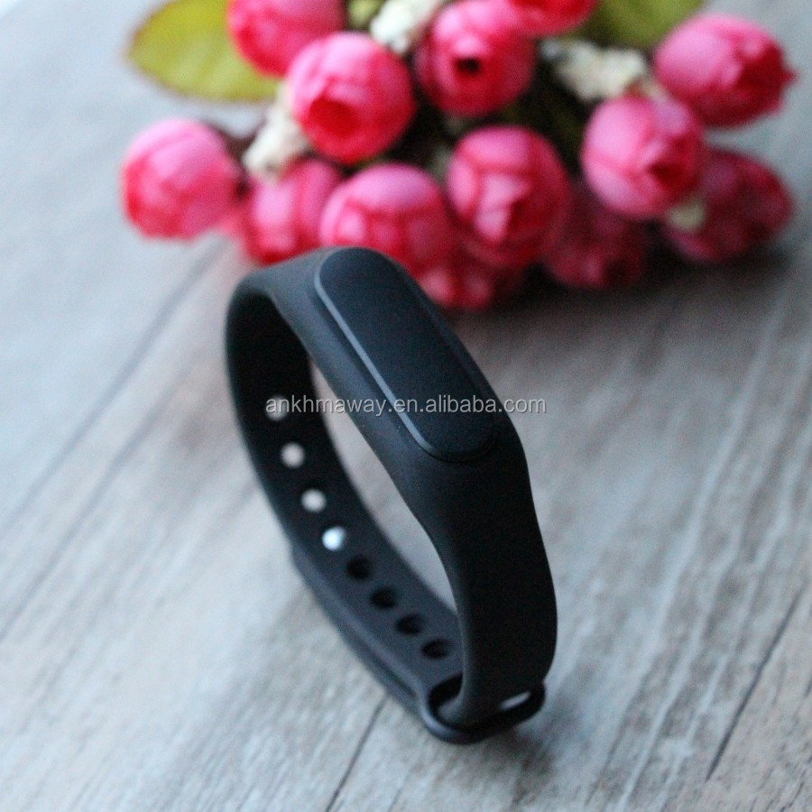 Rechargeable Bluetooth 4.0 Ble Beacon iBeacon Bracelet Wristband iBeacon