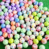 Colored Plastic Balls Marble Toys Ball