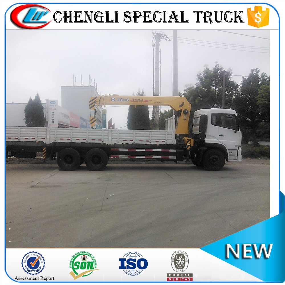 Hot sale DongFeng 20tons truck mounted crane