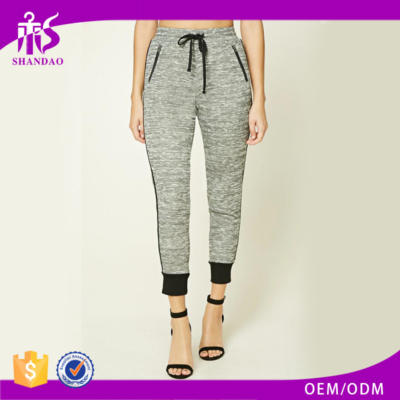 Factory Wholesale Casual Designer Ladies Hot Narrow Bottom Woodland Pants