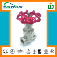 Taiwan non-rising stem gate valve with prices