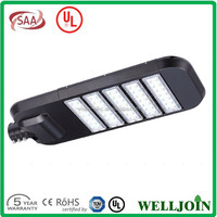 HOT SALES UL CUL DLC LISTED 5 YEARS WARRANTY solar street light 200W price