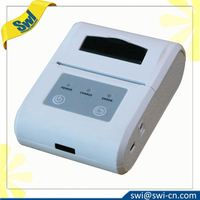 "2"" Bluetooth Thermal Handheld Printer in Mobile Application"