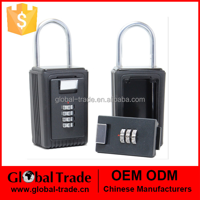 oors Key Dock Wall Mount Security Lock Box Key Safety Weather Water Resistant 450558