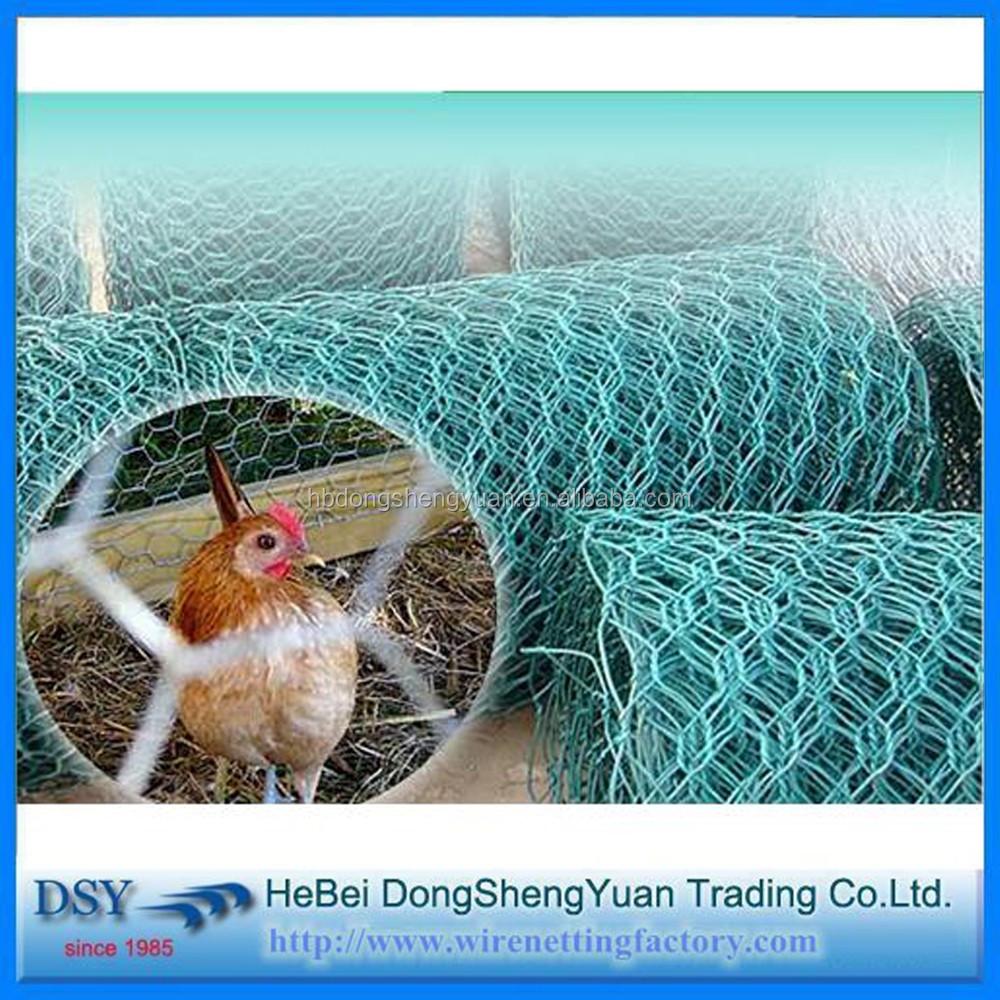 Hot-galvanized 20 Gauge Chicken Wire Mesh/small Hole Chicken Wire ...