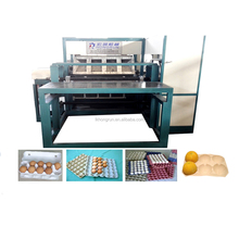 best selling waste paper recycling plant egg tray machine