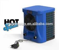 China homemade energy saving hotsplash swimming pool heat pump