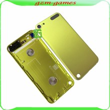 Top quality Rear Metal Housing Case Cover for iPod Touch 5th Gen