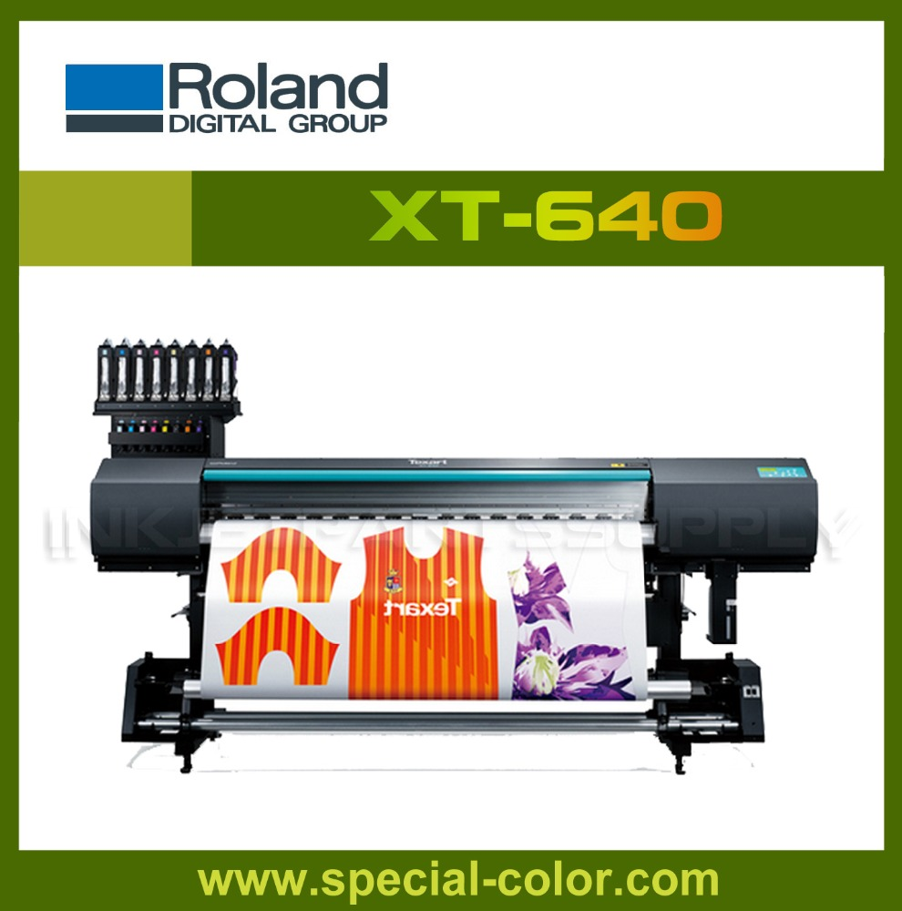 Roland XT 640 Fabric Sublimation Printer/Dye Sublimation Plotter