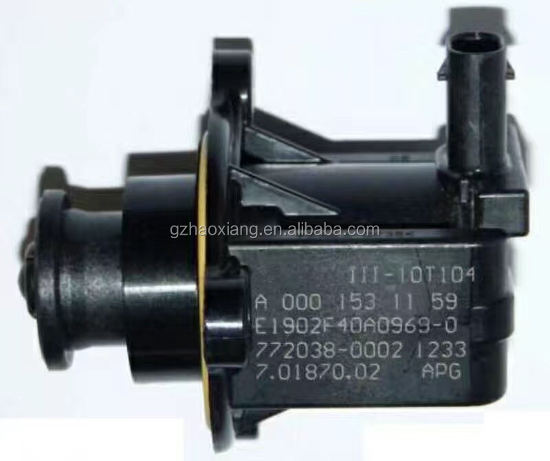 Auto Turbocharger Bypass Valve A0001531159