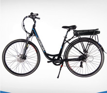 700c electric city bike bicycle with front motor for unisex