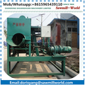 ring type log debarking machine