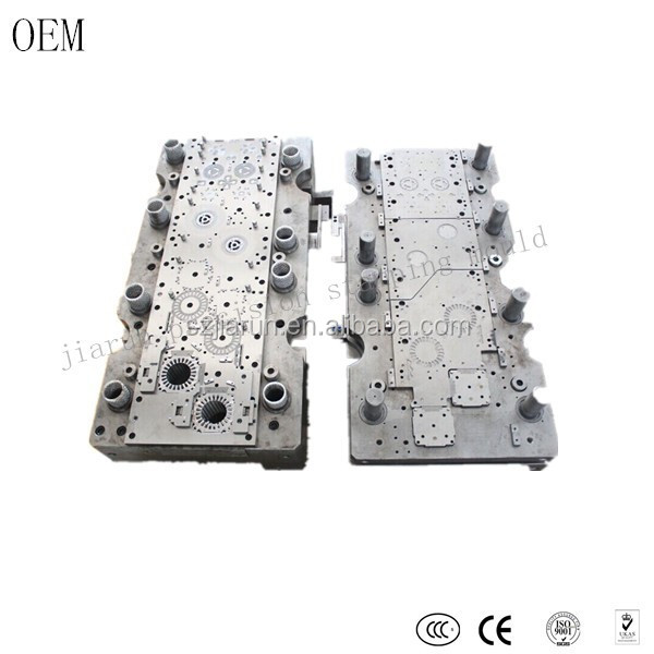 chinese custom metal stamping die and tool maker
