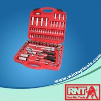 "94PCS 1/4""+1/2""DR.SOCKET TOOL KIT"