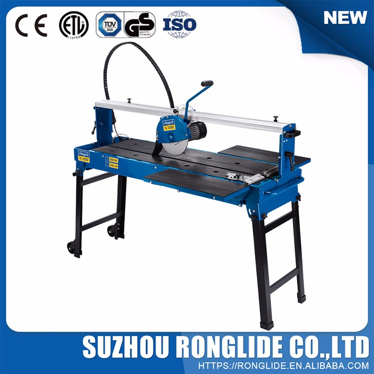 Model Tools Durable Steel Wet Tile Saw