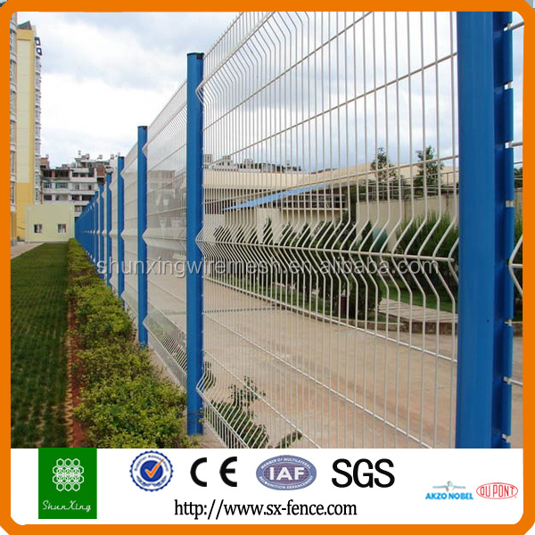 3D Steel wire mesh fencing for garden