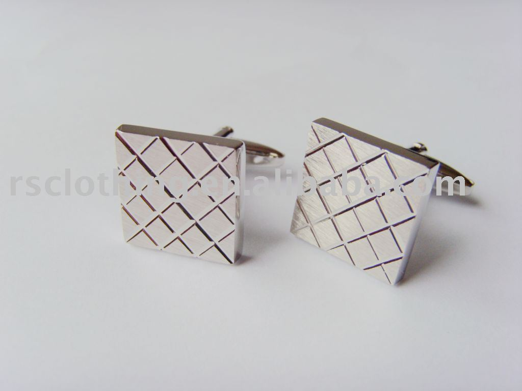 Cufflink for promotion, Quality cufflinks