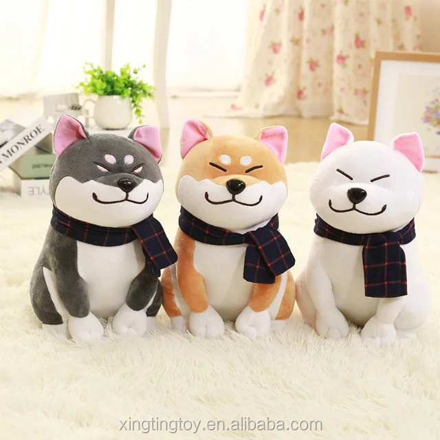 2016 anime doll sex plush animal dog toys for sales plush doll