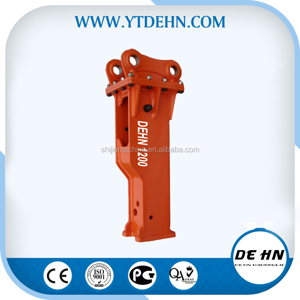high efficiency hydraulic rock breaker for all brand excavators