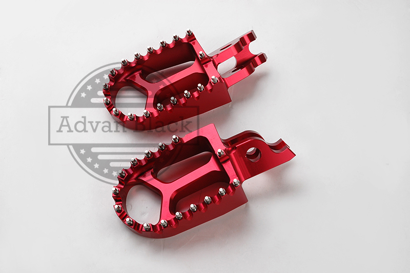 RED CNC Wide Footpegs Foot Peg Fit For Honda CRF250L CRF 250L